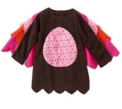 HOP 2015 OWL COSTUME CAPE Girls Outfit 18-24 M NWT (Kostüm, Halloween-shop)