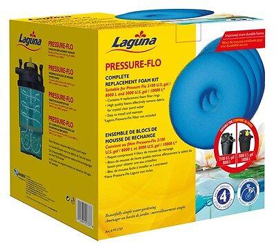 Laguna Pressure-Flo 2100 Replacement Foams 4-pack