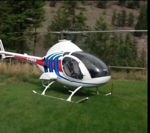 Rotor way exec 90 helicopter