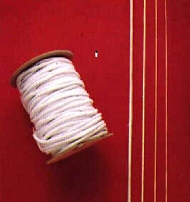Doll Stringing Elastic in 3 Sizes  for Small Dolls Sizes 4