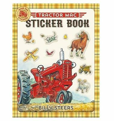 Tractor Mac Sticker Book for sale  Shipping to India