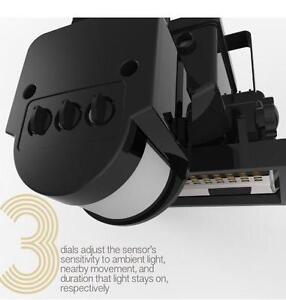 Solar motion lights for outdoor 60/90 LEDs