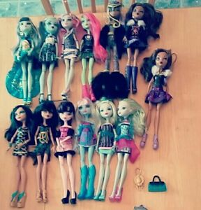 Poupées Monster High (13) / Monster High Dolls (13)