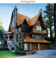 Roofer experienced in wood, metal, clay tile, and slate rock ect