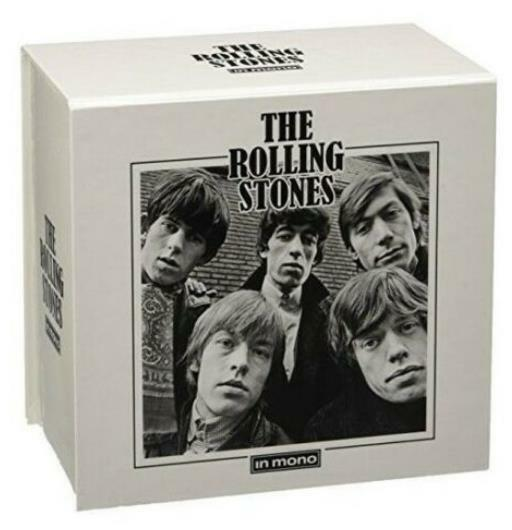 "как выглядит The Rolling Stones ""In Mono"" Remastered 15 CD Box Set Collection фото"