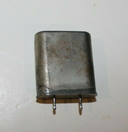 Vintage RCA Quartz Crystal 790 Khz MI-27494 Tested