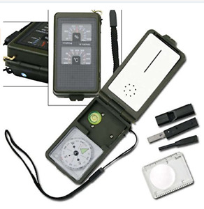 GGG Multifunction 10 in 1 compass kit
