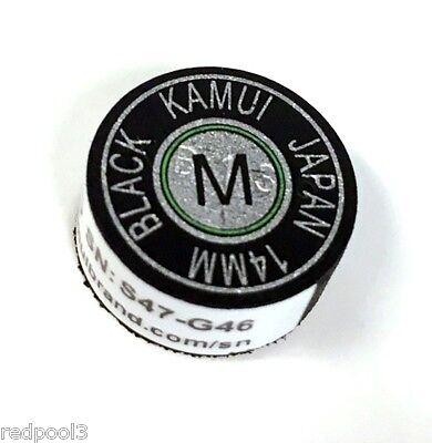 1 - 2016 Kamui BLACK Tip (MEDIUM = M)  -  FREE US SHIPPING