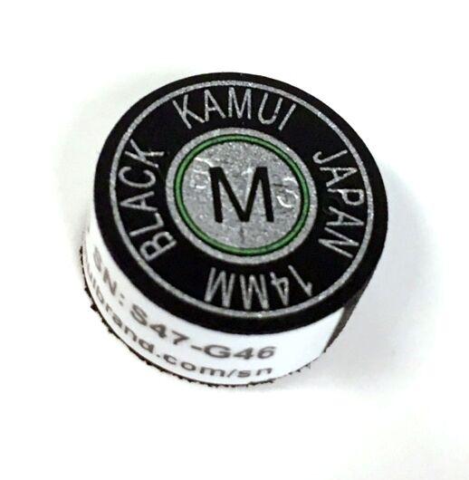 (1) Kamui BLACK (MEDIUM = M) Tip -  FREE US SHIPPING