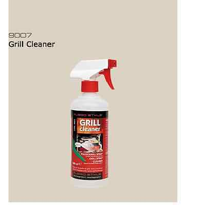 pulisci grill griglie barbecue forni 500ml texpack fuego grill cleaner 500