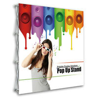 8x10ft Pop-Up Display Backdrop Banner Show