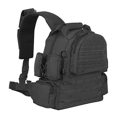 New Authentic Voodoo Tactical Sling Pack with Molle Webbing 15-996101000