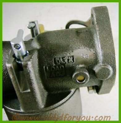 Aa3154r Dltx 53 John Deere A Carburetor Test Run Correct Throttle Choke