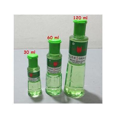 60 ml 120 ml Eucalyptus Cajuput Baby Oil Eagle Brand Minyak Kayu Putih Cap Lang