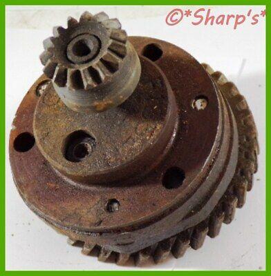 F1852r F1858r John Deere 70 720 80 820 Pony Motor Oil Pump Wdrive Gear F1854r