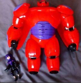 Hero 6 41305 Flame Blast Flying Baymax Toy