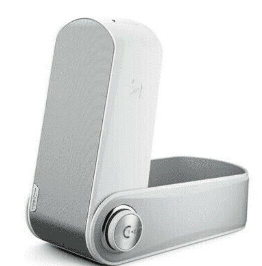 Klipsch GIG Speaker Ultra Portable BLUETOOTH WIRELESS White Reg Retail $199