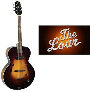 NEW THE LOAR ARCHTOP GUITAR ARCHTOP GUITAR WITH P-90 PICKUP - MUSIC INSTRUMENT STRINGS 106523638