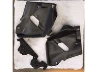 Triumph Trophy 900 Fairing Infill Panels from 1997 bike