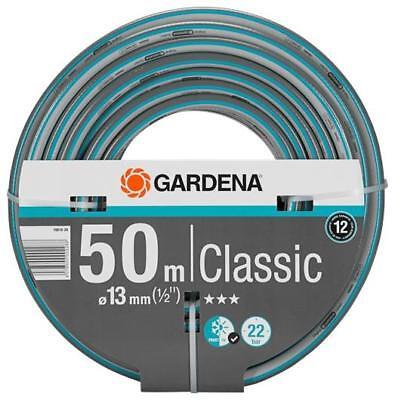 """GARDENA Classic Schlauch Gartenschlauch 13mm (1/2"""") 50m ohne Systemteile (18010)"""
