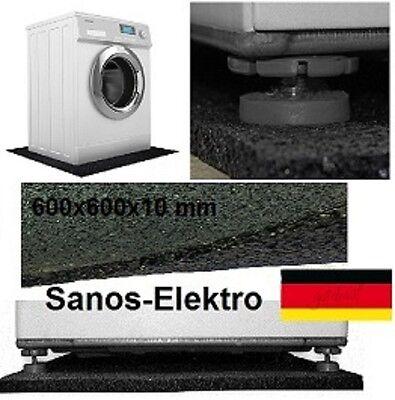 Waschmaschienen unterlage-Antirutschmatte-Gummiunterlage