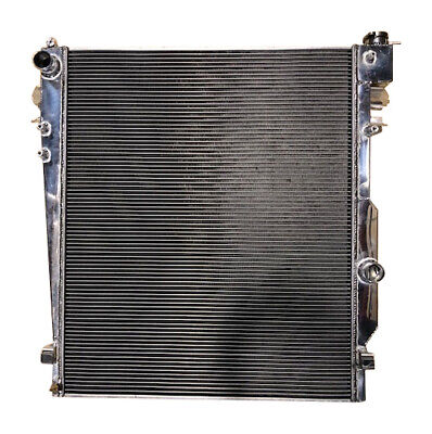 2010-2012 Ram 2500/3500/4500/5500 L6 6.7L Diesel Engine All Aluminum Radiator