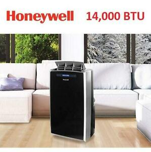 NEW HONEYWELL AIR CONDITIONER MM14CHCS 251883181 14,000BTU COOLING AND HEATING LCD DISPLAY