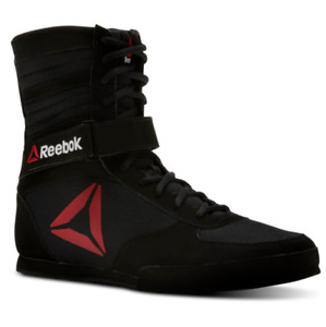 Reebok Boxing Boots - SIZE 13 - Black/Red