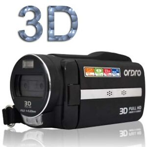 HDV-VD2-1080P-Full-HD-3D-Camcorder-camera-video-3-2-Double-Lens-16G-SD