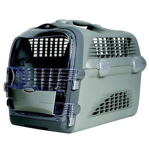 Catit Design Cabrio Cat Multi-Functional Carrier System, Grey/Gre Barmera Berri Area Preview