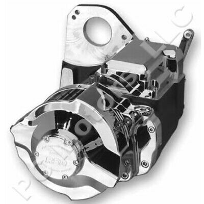 JIMS 6-SPEED OVERDRIVE RIGHT SIDE DRIVE TRANSMISSION; 1990-99 EVOLUTION SOFTAIL