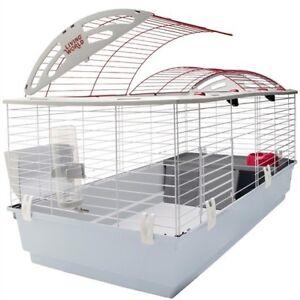 Très grande cage de luxe pour rongeurs living world