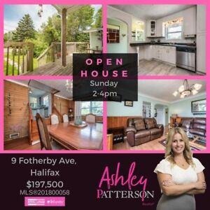 OPEN HOUSE THIS SUNDAY, 2-4 PM!