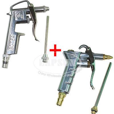 2pc/Set Duster Dust Air Gun Kit Compressor ...