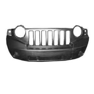 New Painted 2007 2008 2009 2010 Jeep Compass Front Bumper & FREE shipping