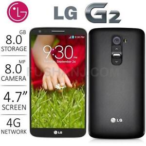 Lg G2 - Brand new - Unlocked  - 32 GB Store - DEAL OF THE DAY !
