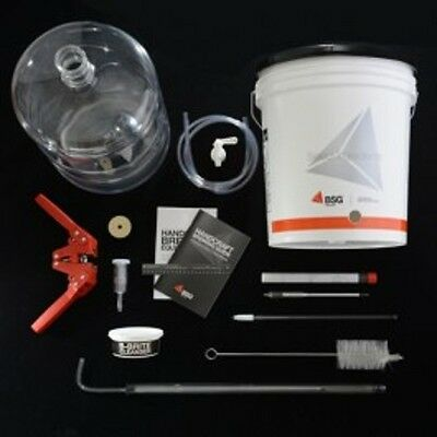 $120.00 - Deluxe Beer Making Kit- Deluxe Equipment To Make Beer At Home