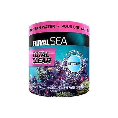 Fluval Sea Total Clear  Aquarium Water Treatment 6.1-Ounce Replaced Opti Carb