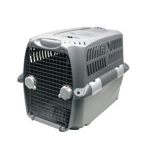 Like new - Med Dog Kennel - airline approved - easy open