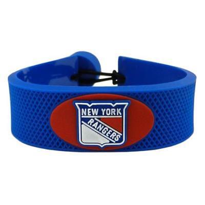 New York Rangers NHL Classic Hockey Puck Bracelet Free Shipping