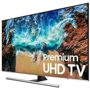 "Samsung 65"" Inch 4K Ultra HD Smart LED TV UN65NU8000"