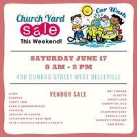 Huge Yard Sale happening NOW!