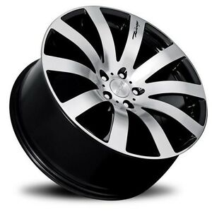 "MRR - HR4 Set of 4 19"" Rims with Tires"