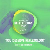 Reflexology and Reiki therapy