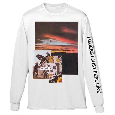 John Mayer I Guess I Just Feel Like Matt McCormick Long Sleeve Shirt Large