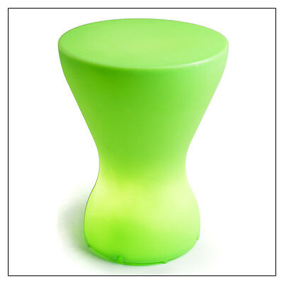 Bongo Lamp Stool - Bongo - Lamp/Stool - Misty Green, by Karim Rashid, Offi