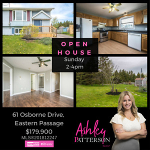 OPEN HOUSE! This Sunday, 2-4pm!
