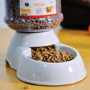 3.5L Large Dogs Automatic Feeder Dog Cat Water Drinker Dispenser West Melbourne Melbourne City Preview