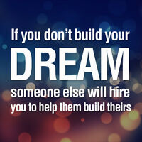 Struggling with your Small Business Dreams?