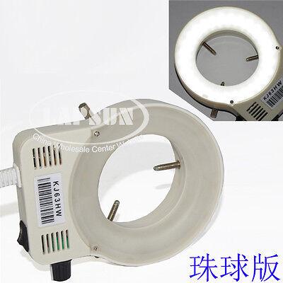 56 Bulbs Adjustable Led Ring Light Illuminator Stereo Microscope Lamp Kj63hw Us